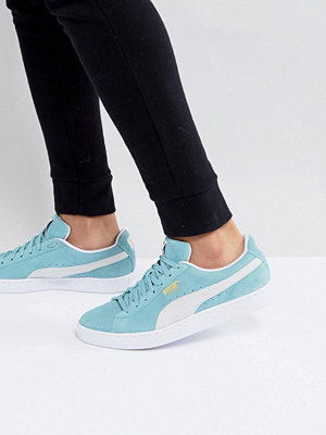 Sneakers & streetskor - Puma Suede Classic Trainers In Green 36534708