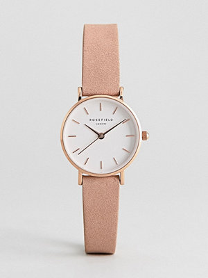 Klockor - Rosefield 26WPR-263 Leather Watch