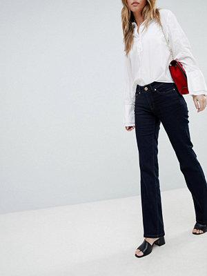 Oasis Utsvängda jeans Sköljtvätt