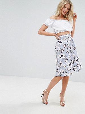 Vesper Floral Skater Skirt