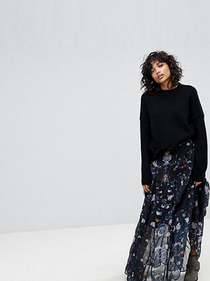Lily and Lionel Exclusive Floral Maxi Skirt