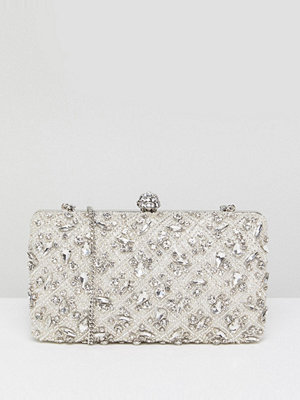 Forever New kuvertväska Embellished Clutch Bag