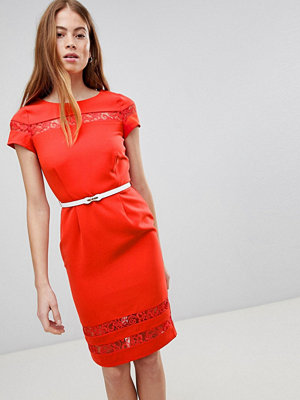 Paper Dolls Orange Dress