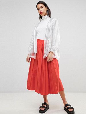 Sportmax Code High Waisted Midi Skirt