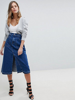 Diesel Midi Denim Skirt