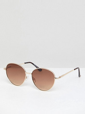 Selected Round Sunglasses
