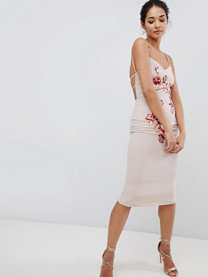 Hope and Ivy Hope & Ivy Embroidered Cami Dress