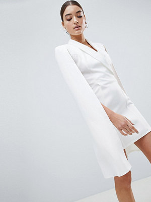 Club L Cape Blazer Dress