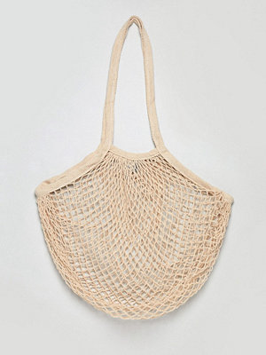 Bershka axelväska net carry bag
