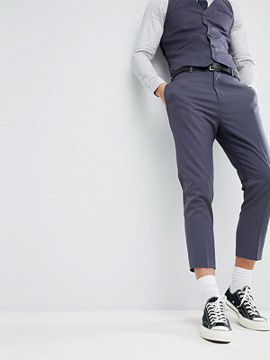 ASOS WEDDING Tapered Smart Trousers