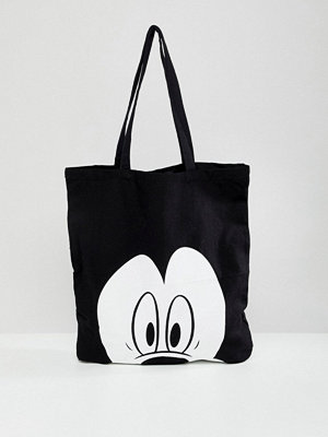 Bershka Mickey Mouse Shopper