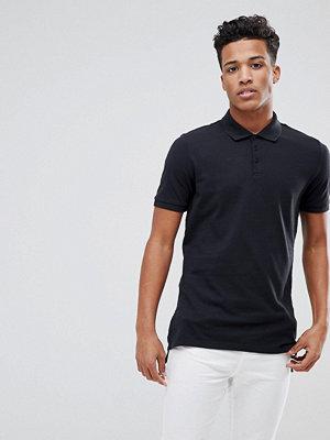 Calvin Klein Elongated Polo Shirt