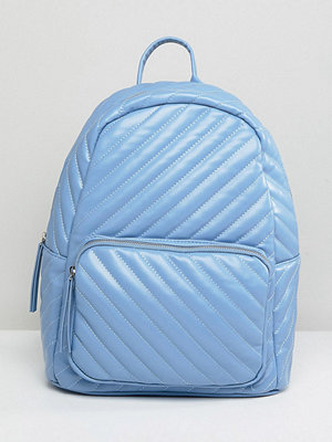 Pieces ryggsäck Quilted Backpack
