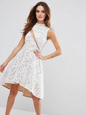 Forever Unique Lace Skater Dress