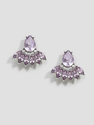 ASOS örhängen DESIGN Occasion Teardrop Jewel Earrings