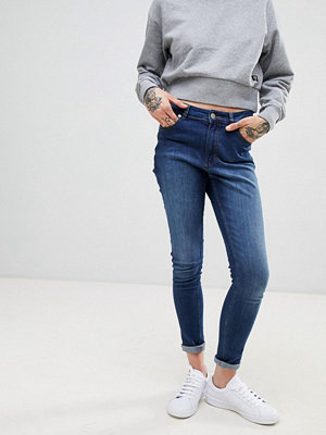Cheap Monday High Skin Skinny Jeans - Blue blue
