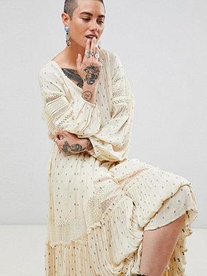 Free People Sada Maxi Dress - Ivory