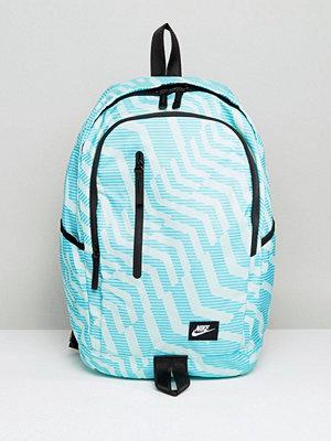 Nike ryggsäck Soleday Backpack - Teal