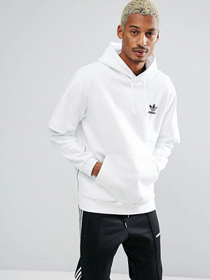 Adidas Originals Winter Pullover Hoodie In White CD0779