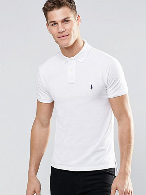Polo Ralph Lauren Slim Fit Polo With Logo