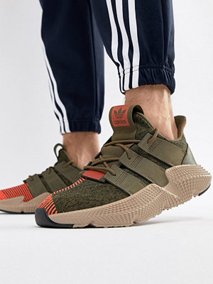 Adidas Originals Prophere Trainers In Green CQ2127