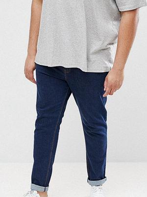 ASOS DESIGN Plus Skinny Jeans In Indigo - Indigo
