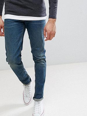 ASOS TALL Skinny Jeans In Vintage Dark Wash - Dark wash vintage