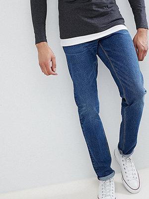 ASOS TALL Slim Jeans In Dark Wash - Dark wash blue