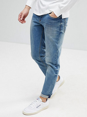 ASOS Slim Jeans In Mid Wash - Mid wash blue