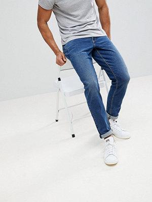 ASOS Slim Jeans In Dark Wash - Dark wash blue