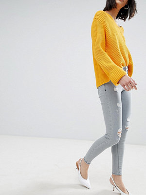 River Island Distressed Skinny Jeans