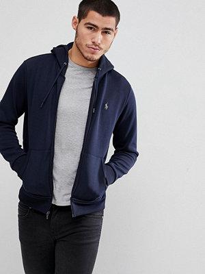 Polo Ralph Lauren player logo full zip hoodie