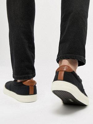 Polo Ralph Lauren Thorton 2 Pique Trainers Leather Trims