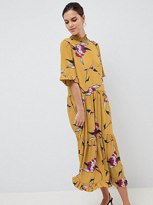 Y.a.s Floral Smock Dress