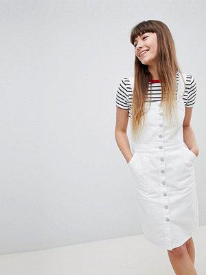 New Look Denim Button Through Dress