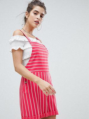 Reclaimed Vintage Inspired Stripe Playsuit