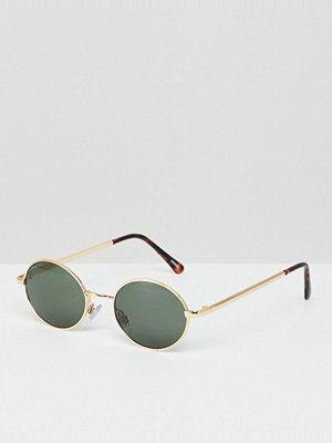 Solglasögon - Monki oval sunglasses