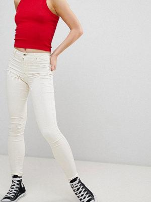 Pull&Bear Super High Waist Skinny Jean
