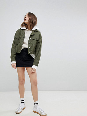Pull&Bear denim skirt