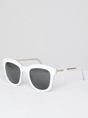 Solglasögon - River Island Oversized Chunky Square Frame Sunglasses