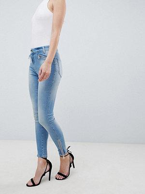 Forever Unique Jeans i ljustvätt