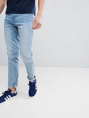 ASOS DESIGN Skinny Jeans In Light Wash Blue - Light wash blue