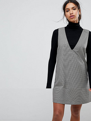 Selected Femme Check Shift Dress