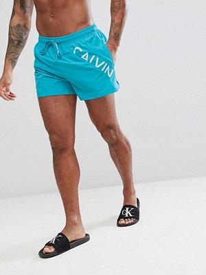 Calvin Klein Short Logo Swim Shorts