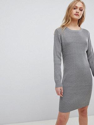 Blend She Mila Fine Rib Knit Dress