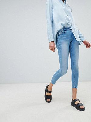 Wåven Freya Skinny jeans Himmelsblå