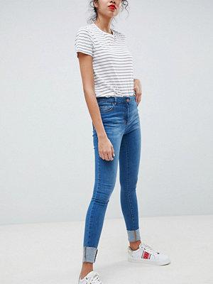 Parisian Turn Up Skinny Jeans