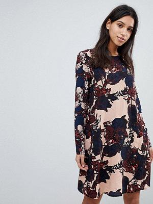 Y.a.s Tulip Floral Print Dress - Tulip mix