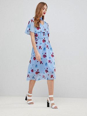 Y.a.s Poppy Print Woven Dress