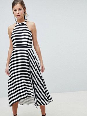 Coast Dillon Stripe Soft Cotton Dress